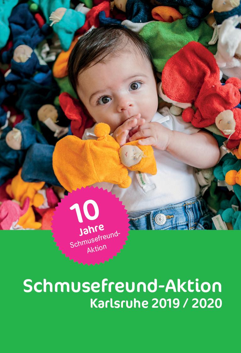Schmusefreund-Aktion Karlsruhe 2019/20